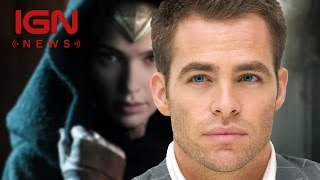 Chris Pine Confirms Wonder Woman is Set During World War I - IGN News
