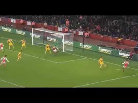 Download Arsenal vs Crystal Palace 4 - 1 EPL Highlight (20/01/2018)
