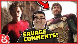 Spider-Man: Far From Home Trailer - EVERYBODY HATES REACTIONS & COMMENTS