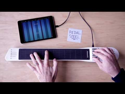 Artiphon Shorts: Pedal Steel
