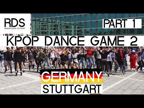 [Stuttgart] KPOP RANDOM DANCE GAME IN PUBLIC 2.0   PART 1   19.05.18