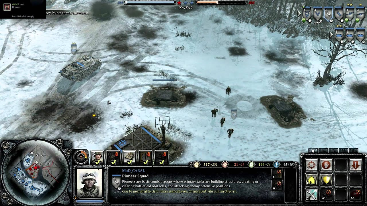 Coh 2 Case Blue : Company of heroes theater of war challenge case blue dlc retreat