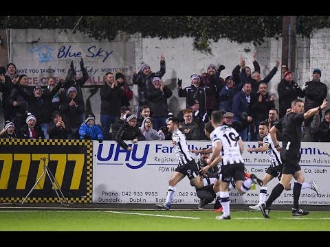 HIGHLIGHTS | Dundalk FC 1-0 Cork City | 09.03.2018