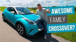 2018 Toyota C-HR Review: Awesome Family Crossover?