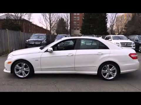2012 mercedes benz e class e350 4matic youtube for Mercedes benz arlington service center