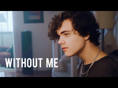 Without Me - Halsey (Cover By Alexander Stewart)