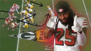 Film Study: How the San Francisco 49ers defense DOMINATED the Green Bay Packers