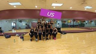 Us - JLo  | Dance Fitness | ashley jabs