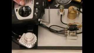 RC Hydraulic motor