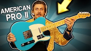 Fender American Professional II - Unboxing and Honest Reaction