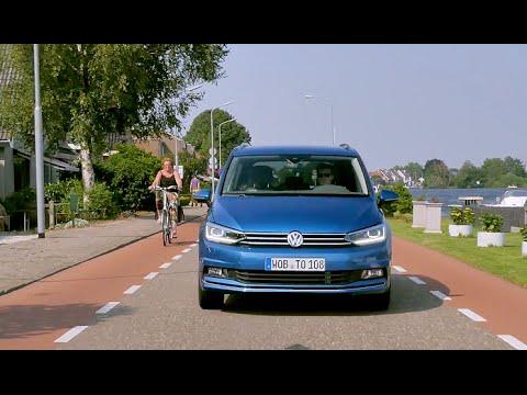 Volkswagen Touran 2016 (4K Ultra HD) // АвтоВести 243