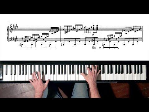 "Beethoven ""Moonlight Sonata"" 3rd movement TUTORIAL - P. Barton FEURICH piano"