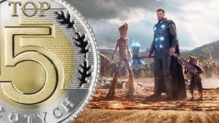 Dlaczego topór Thora był silniejszy od rękawicy nieskończoności w Avengers: Infiniti War
