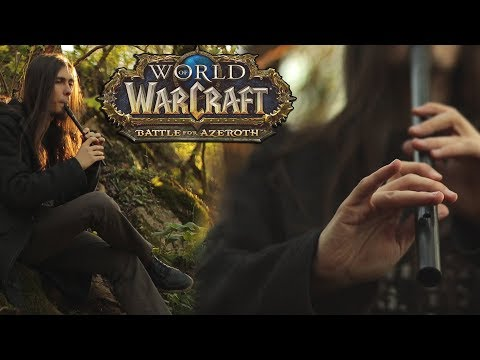 World of Warcraft - Zandalari Troll Theme - Cover by Dryante (Battle for Azeroth)