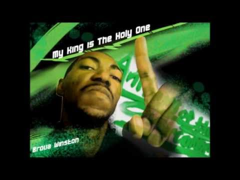 """My King is The Holy One"" Free Download/Christian Rap"