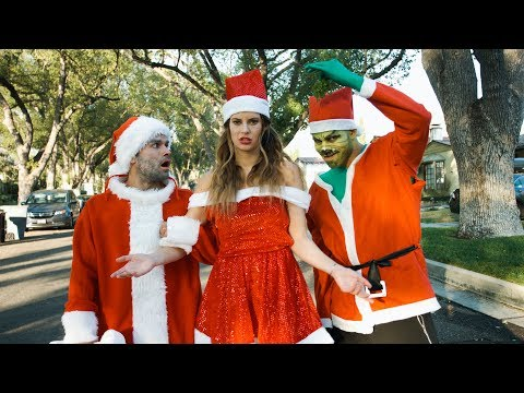 The Untold Story of Mrs. Claus  Hannah Stocking, Anwar Jibawi & Alphacat
