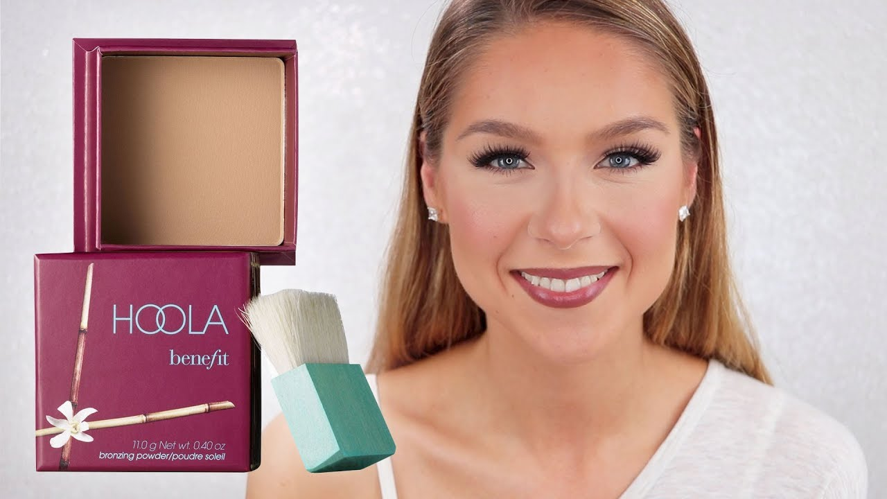 Benefit Hoola Matte Bronzer Review - YouTube