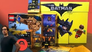 Lego Batman Movie Unboxing!
