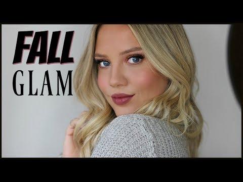 FALL GLAM MAKEUP 2018| Elanna Pecherle thumbnail
