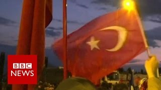 One month on from Turkey's failed coup - BBC News