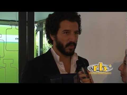 FRANCESCO SCIANNA - intervista Premio L.A.R.A. 2011 Festival di Roma - WWW.RBCASTING.COM