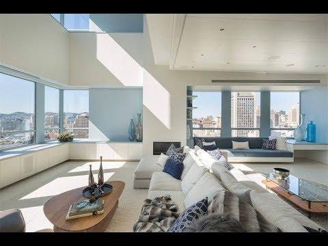 Rare Two-Story Ritz-Carlton Penthouse in San Francisco, California | Sotheby's International Realty