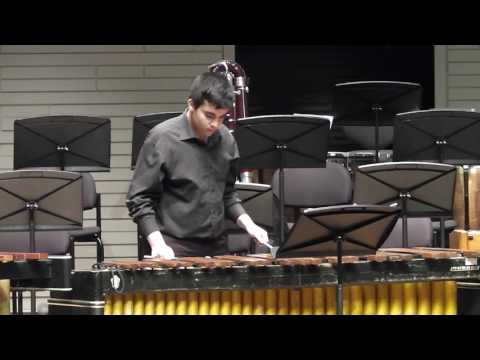 """Suite for four Marimbas from """"Porgy and Bess"""" - YIPO's Percussion Ensemble"""