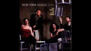 New york voices, loves me like a rock, Paul Simon