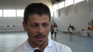 03-07-2014: tdrvolley2014, Intervista a Stefano De Sisto tecnico del Lazio