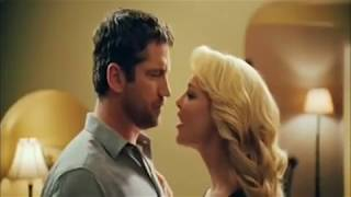 Gerard Butler - kiss me on the lips
