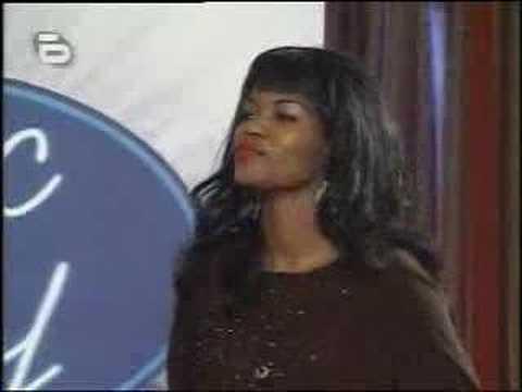 African Woman In Bulgaria Music idol