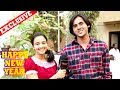 Happy New Year 2018: Ashi Singh & Randeep Rai On New Year Plans & Resolutions | YUDKBH Sony TV