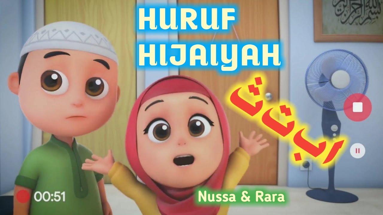 Nussa Rara Mengaji Alif Ba Ta Youtube