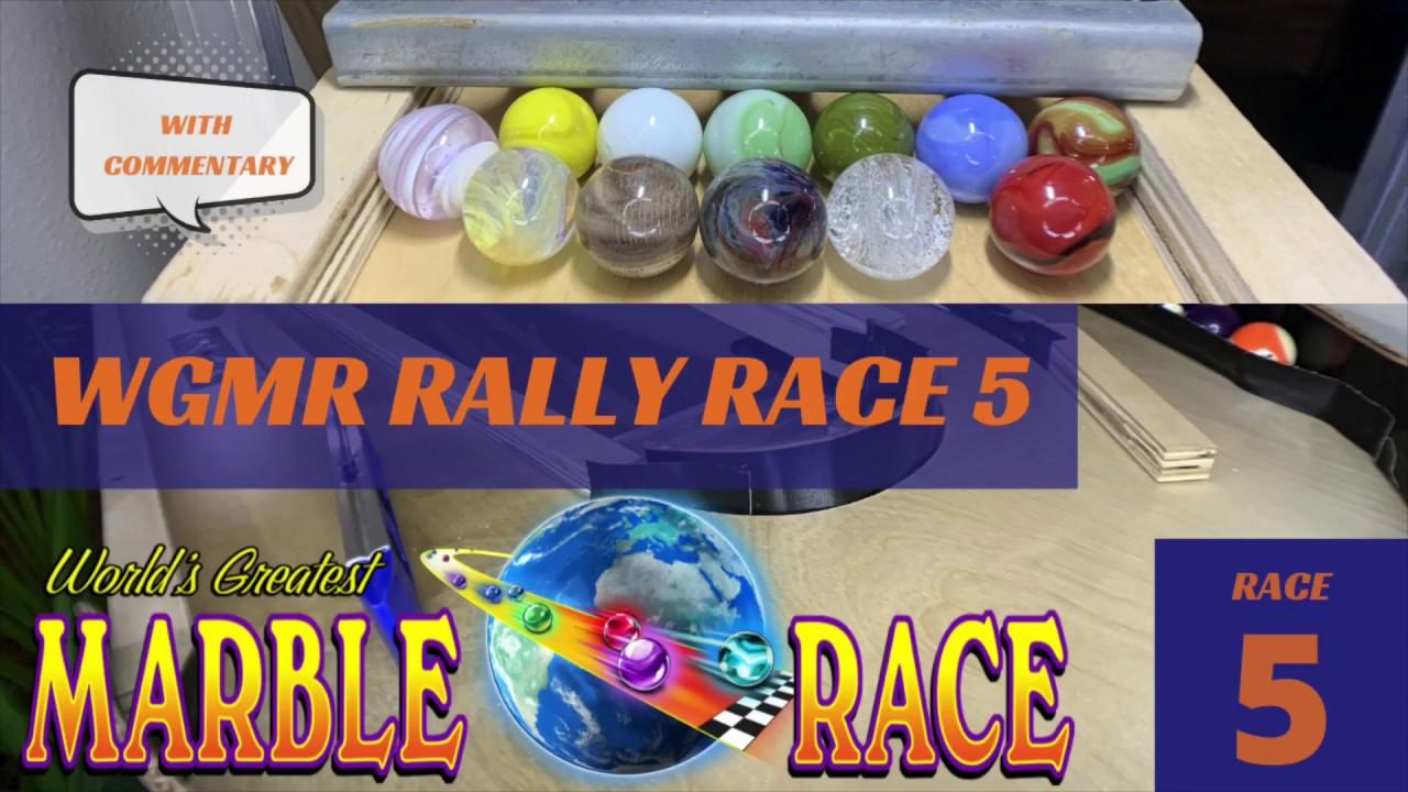 Marble Run- WGMR Marble Rally RACE 5