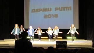 Чусовой девушки танцуют