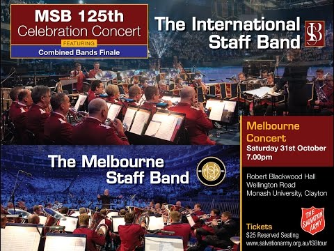 MSB 125th Celebration Concert with The ISB - 1st Half