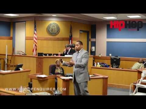Prosecutor Gabe Banks Delivers Closing Argument in Eldorado Red Trial - Part 2