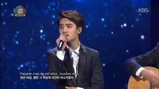 Video [HIT] 뮤직뱅크 인 멕시코(MusicBank in Mexico)-EXO-K - Sabor a Mi.20141112 download MP3, 3GP, MP4, WEBM, AVI, FLV Juni 2018