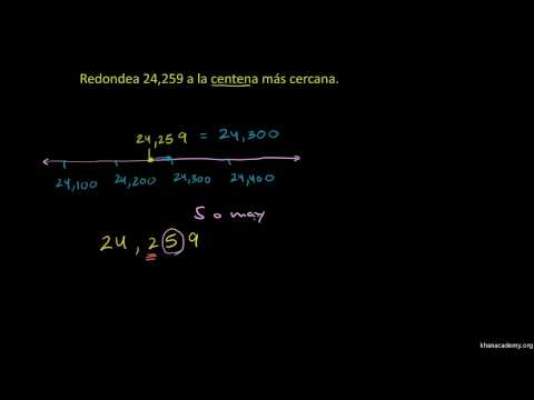 Redondeando números enteros 1 from YouTube · Duration:  4 minutes 27 seconds
