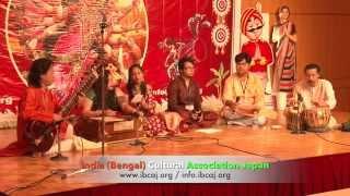 Mahalaya IBCAJ Durga Puja 2014 Part - 1