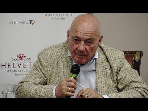 NevexTV: Познер - Дилетантские чтения 23.05.2018