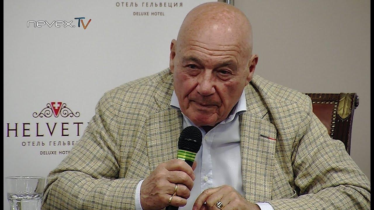 Познер - Дилетантские чтения 23.05.2018