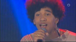 Olle Hammar - 17 år - Idol Sverige (TV4)