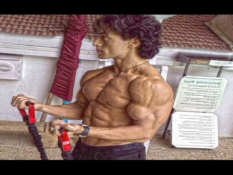 Thumbnail: Tiger Shroff Body Building For New Movie!