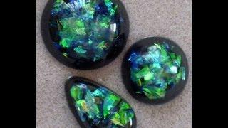 Resin Opals - Faux Opals