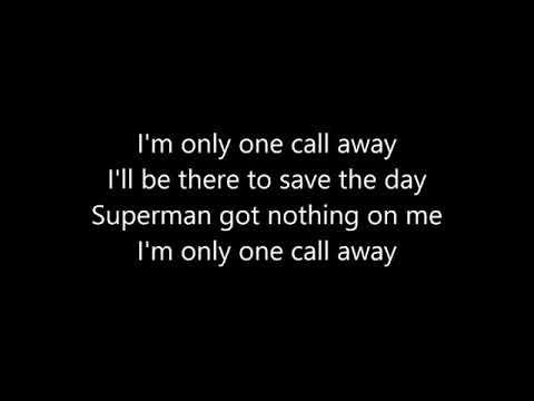 Download Charlie Puth - One Call Away - Lyrics