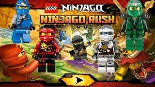 Лего Ниндзяго Майстра кружітцу. Турнір на звання Майстра Ниндзяго. Гра мультфільм для дітей.
