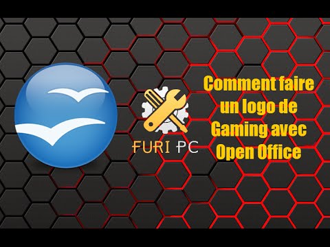 Comment faire un logo de gaming avec open office youtube - Comment faire un organigramme open office ...