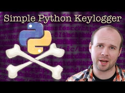 How To Make A Simple Python Keylogger