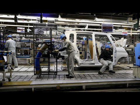 Japanese Large Manufacturers' Sentiment Plunges